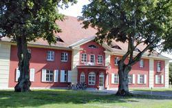 Das Gutshaus Federow als neuer Nationalpark-Partner. Foto: MNP